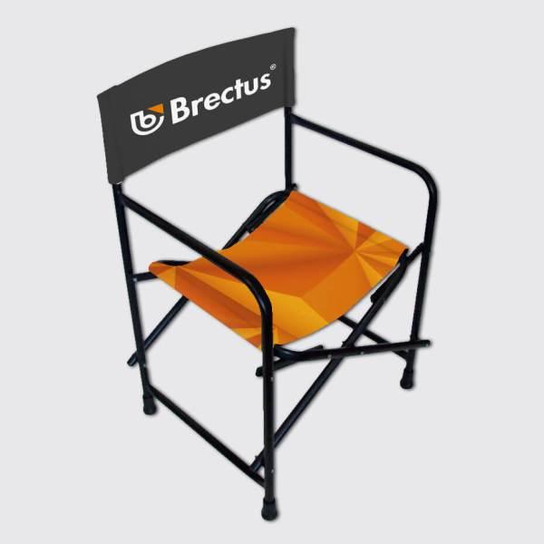 Director's Chair, reklamestol, stol med trykk, stol med logo, sammenleggbar regissørstol, bærbar stol