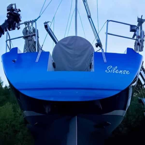båtfolie, båtdekor, dekorere båt, båtreklame 2