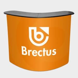 Messedisk buet fra Brectus