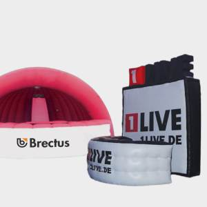 Brectus Inflatable Exhibition Stands