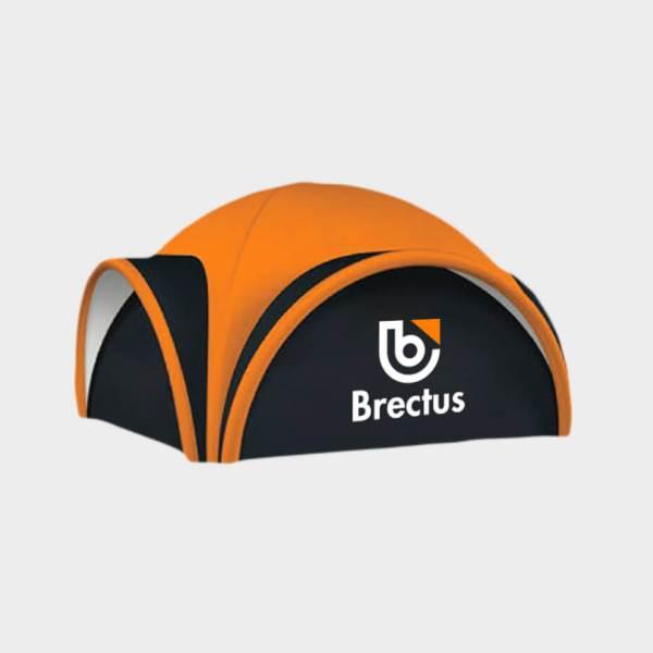 oppblåsbart Quick-up telt fra Brectus 2