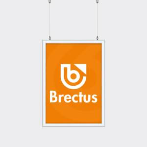 Brectus Plakatramme Wire