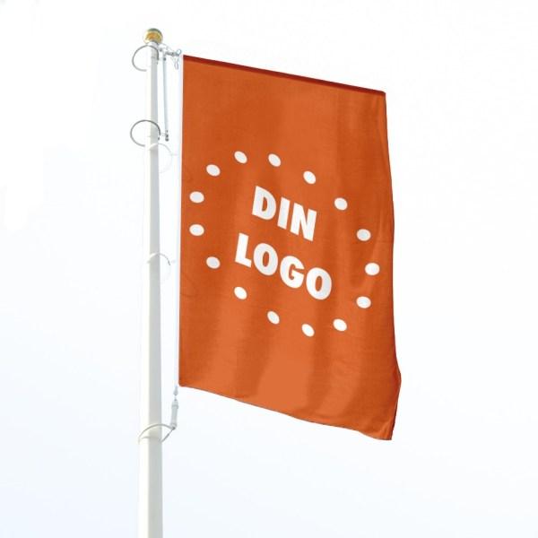 Windtracker, Bannerarm, Firkantet flagg, Flaggarm, Flaggarmsystem, Rette flagg, bannersystem 1