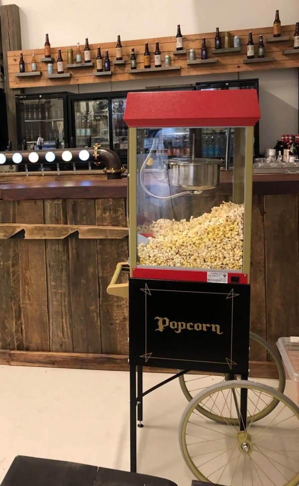 Brectus Popcornmaskin