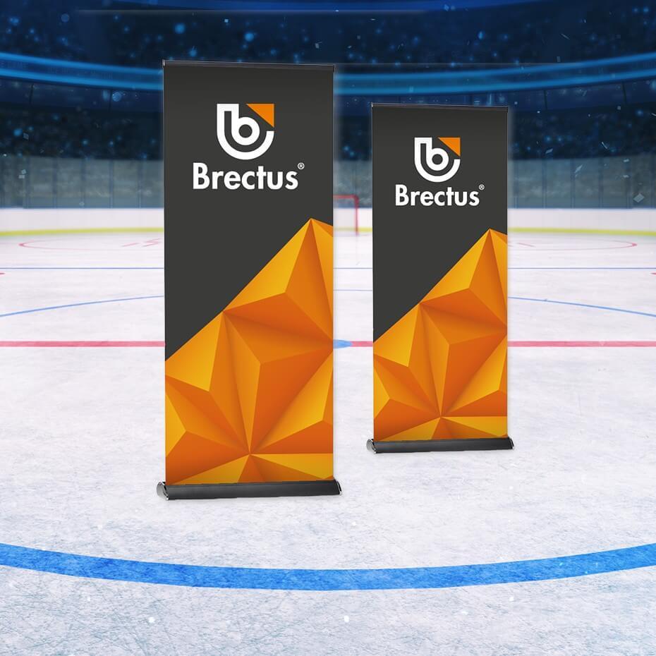 brectus Rollup i hockey miljø