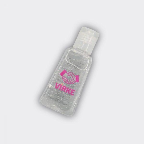 Antibakteriell Håndvask Håndsprit 30ML flaske med logo