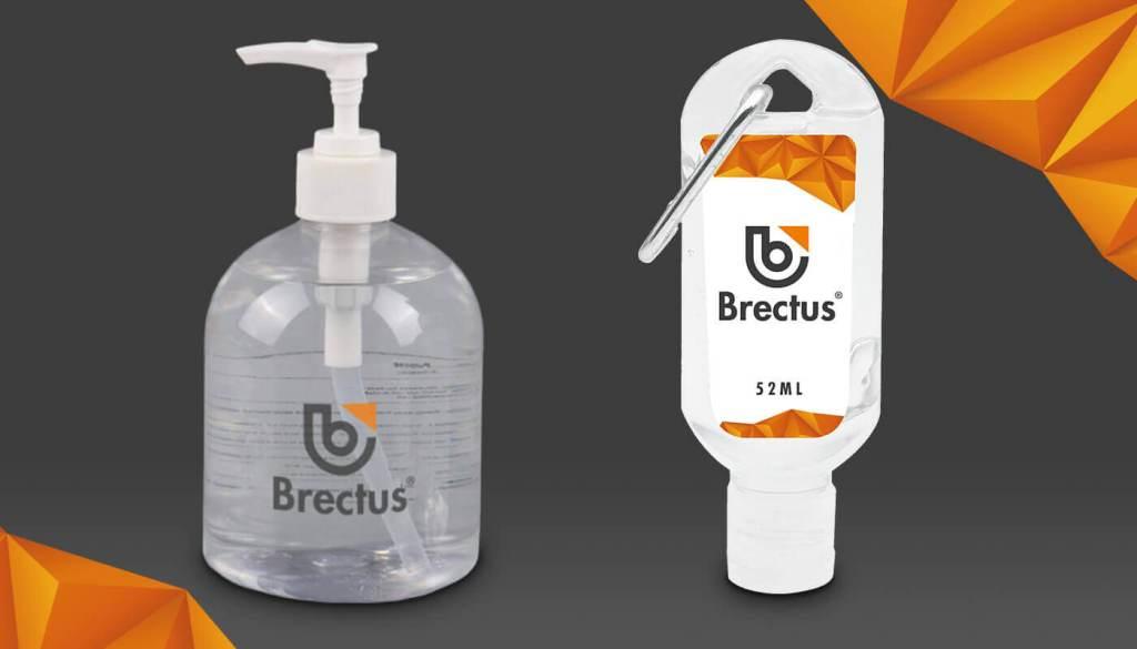 brectus antibakteriell materiell i disse corona tider