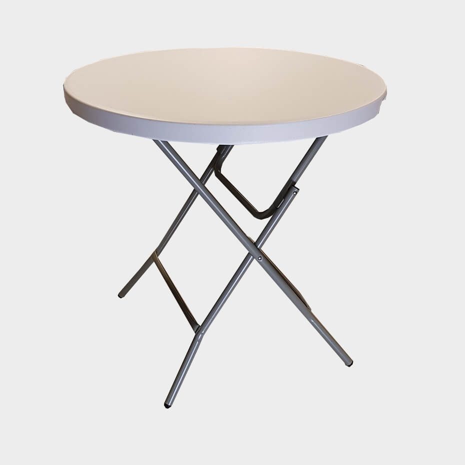 demo produkter / outlet folding table round
