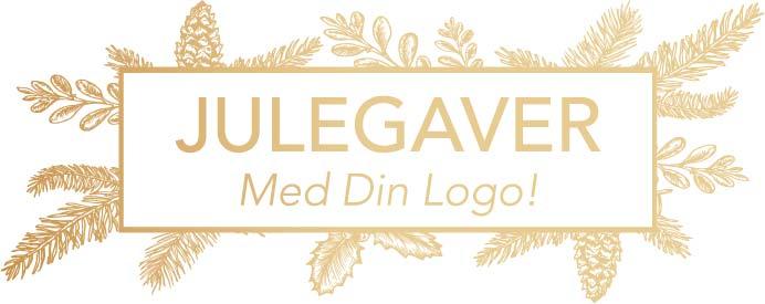 Julegaver med din logo!