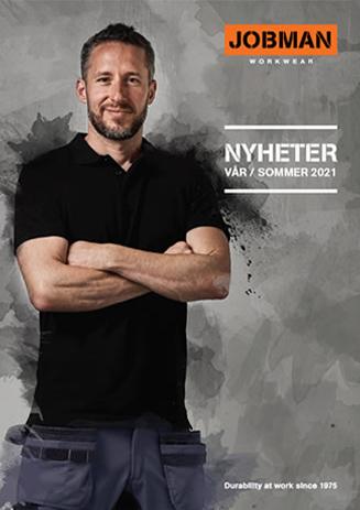 Katalog for Jobman Nyheter SS 21