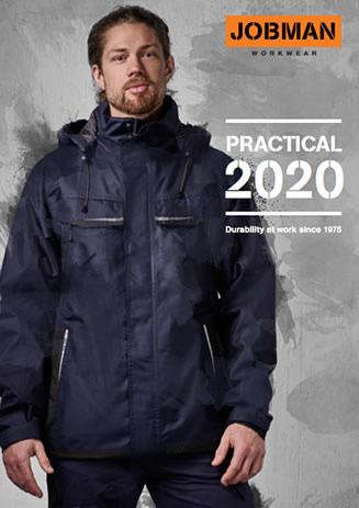 Katalog for Jobman Practical 2020