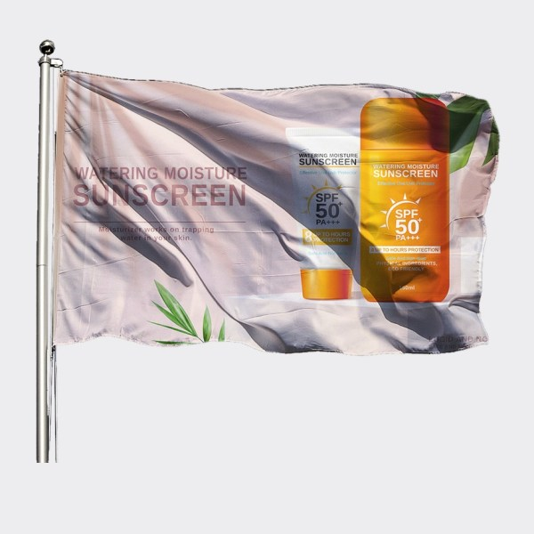 Flagi reklamowe na maszt - poziome 6