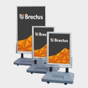 Brectus Gatebukk Wind-Sign 1