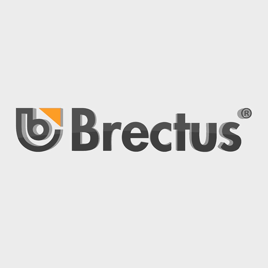Brectus Litery akrylowe