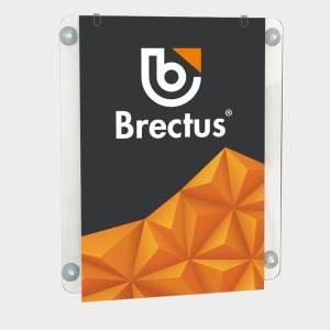 Brectus Reklamowa płyta akrylowa