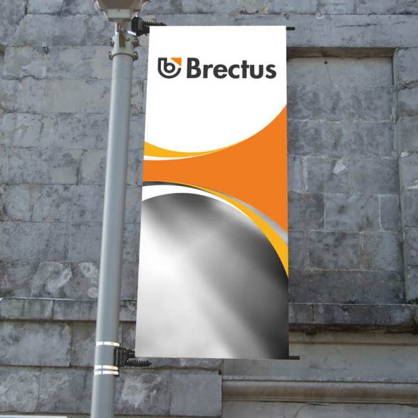 Brectus Bannerarm Stolpe 4