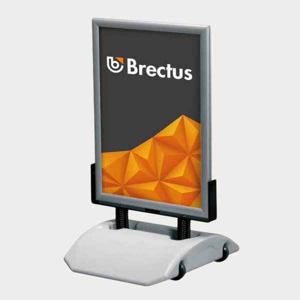 Brectus Wind Sign Smart, gatupratare, skyltställ