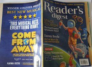 New Reader's Digest