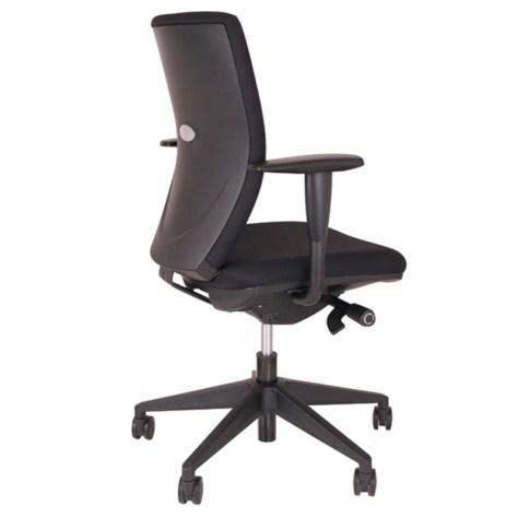 bureaustoel-simba-rug
