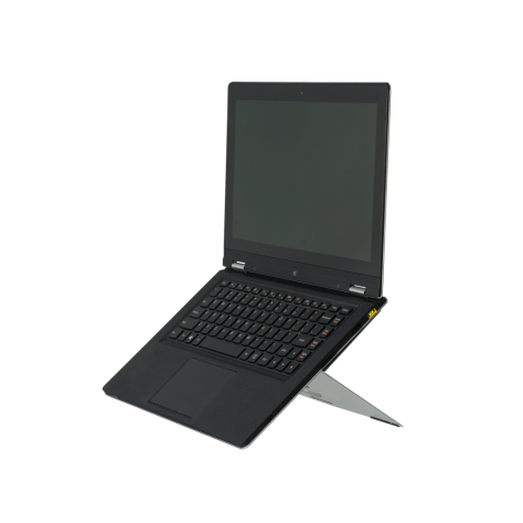 r-go-riser-attachable-laptopstandaard-zilver