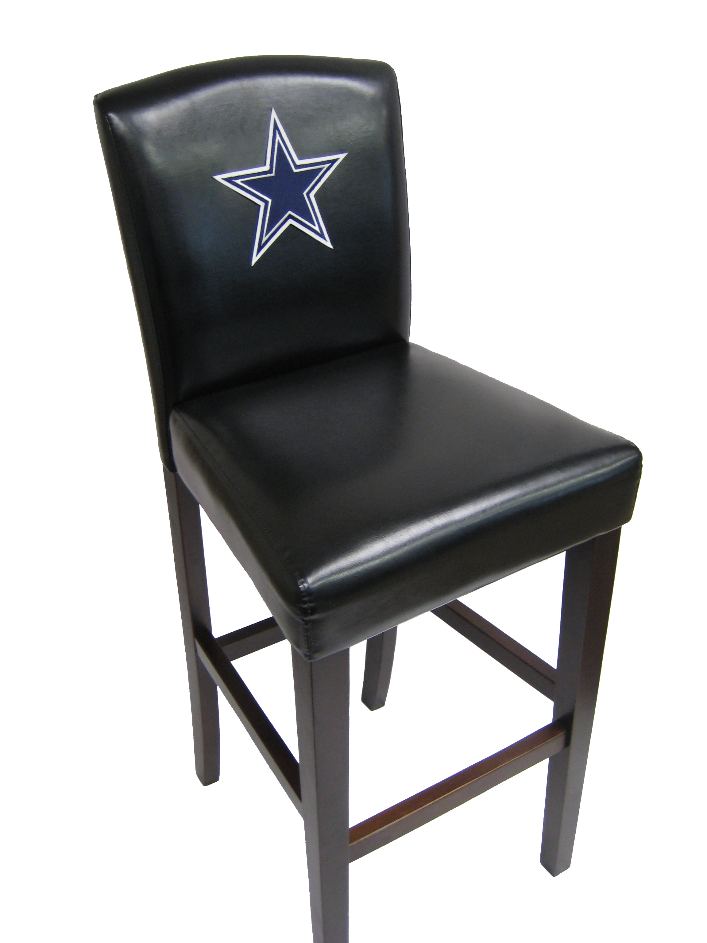 Dallas Cowboy Chair Officially Licensed Nfl Counter Chairs