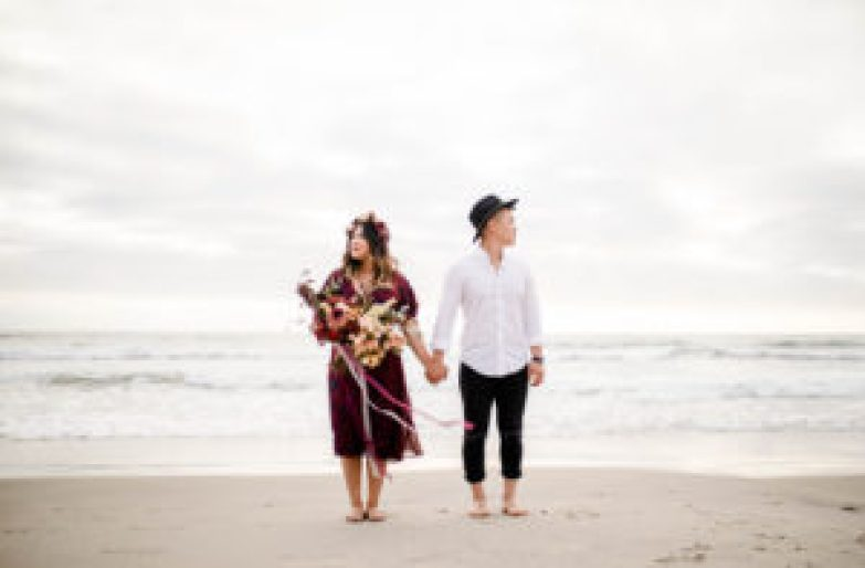 Torrey Pines Engagement Session | La Jolla Wedding Photography by Bree + Stephen Photography - San Diego Wedding Photography at Torrey Pines State Beach