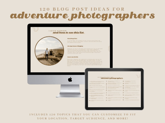 How to Create Multiple Income Streams as Photographers [10 Easy Ideas]