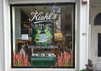 Winkelrenovatie Kiehl's Antwerpen