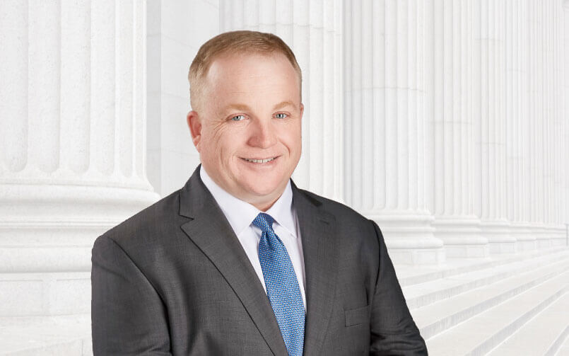 Headshot of attorney Jonathan Breeden
