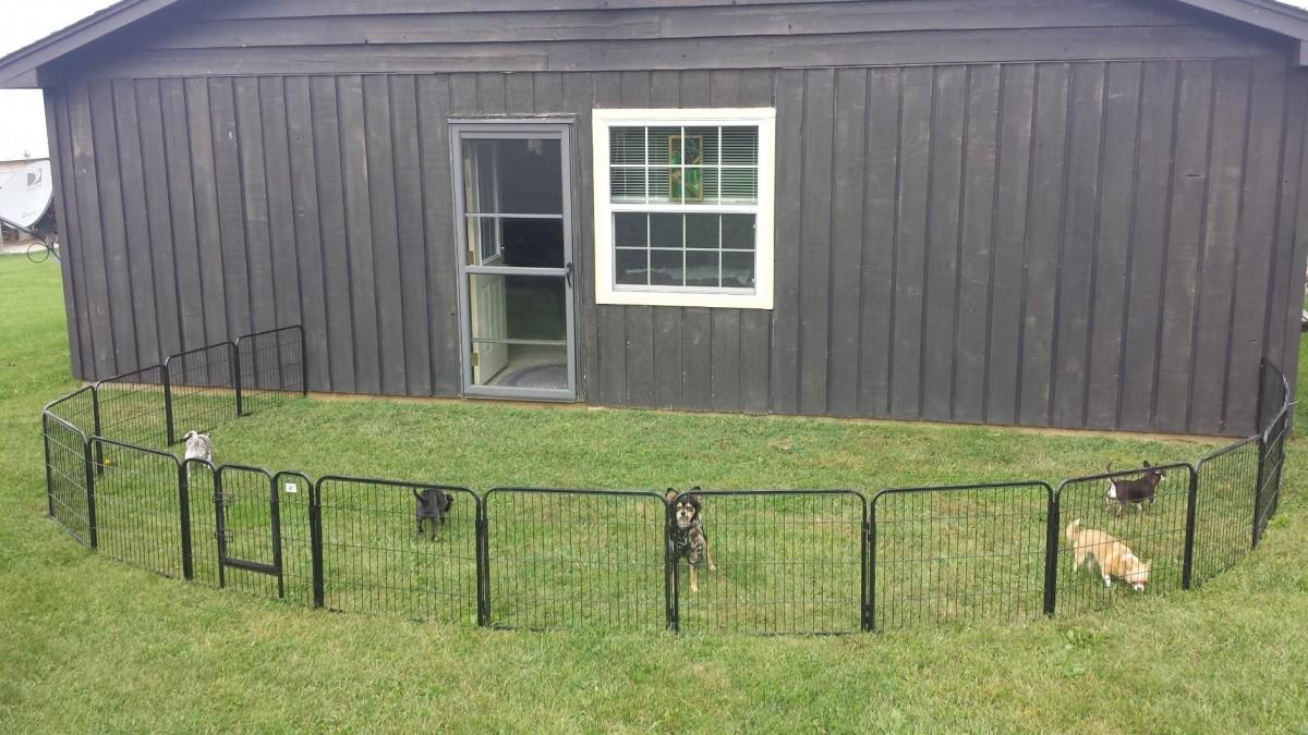 Balcony Fence Ideas