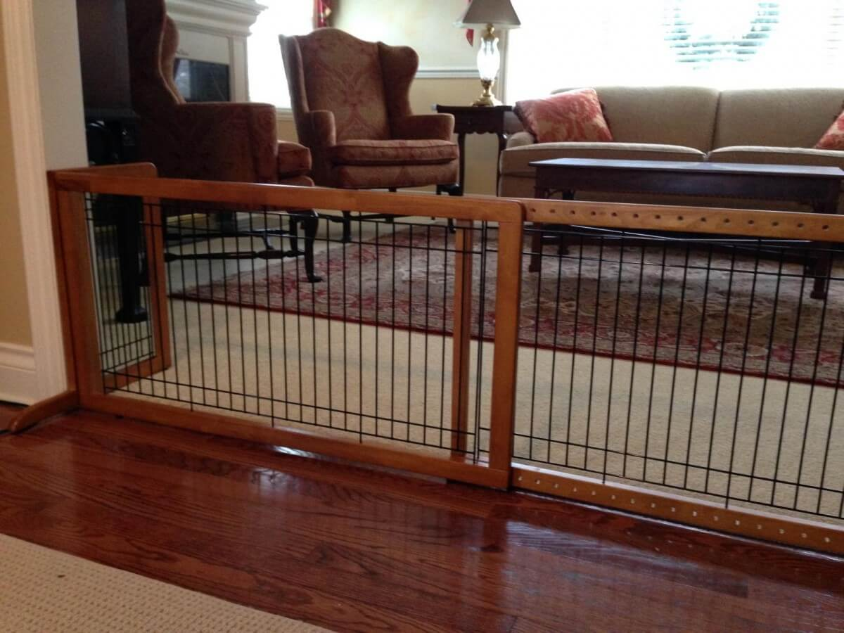 5 Best Dog Gates For Indoor Use  Staircases  2018 Reviews