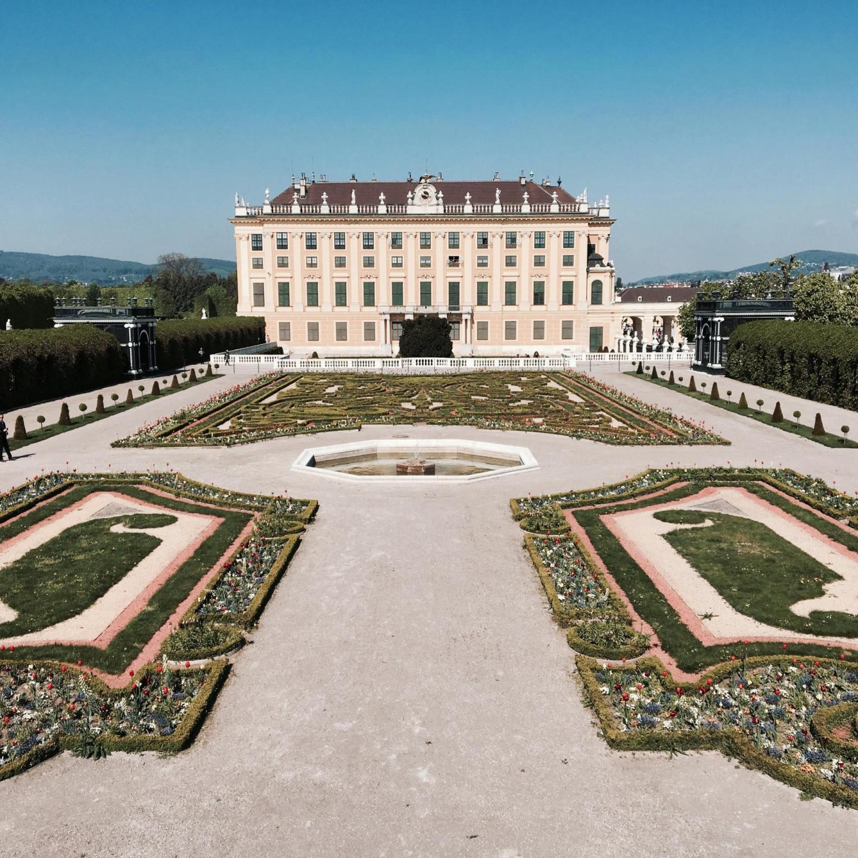 Un week-end à Vienne en famille