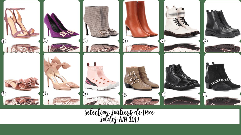 Sharefashion - Soldes 2019 Sélection chaussures de luxe