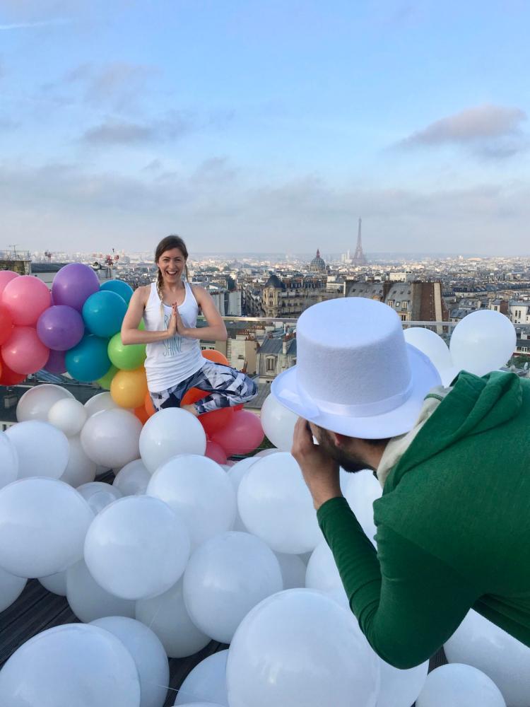 Sharefashion - Daybreaker Paris