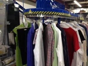 shirt-rack