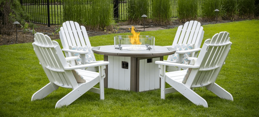 sustainable outdoor furniture