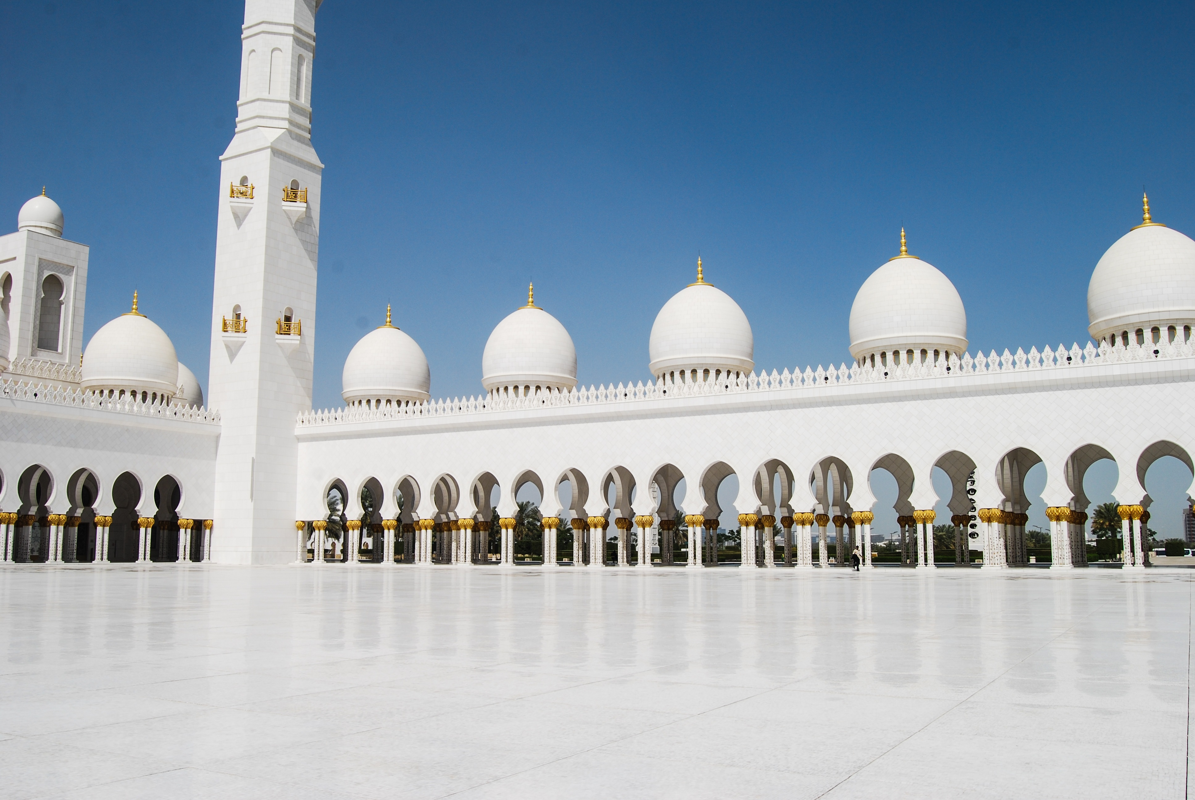 UAE: Sheikh Zayed Grand Mosque (Round 3) | Breezing Through