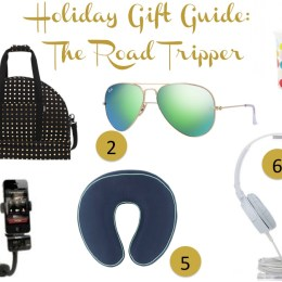 Holiday Gift Guide: The Road Tripper