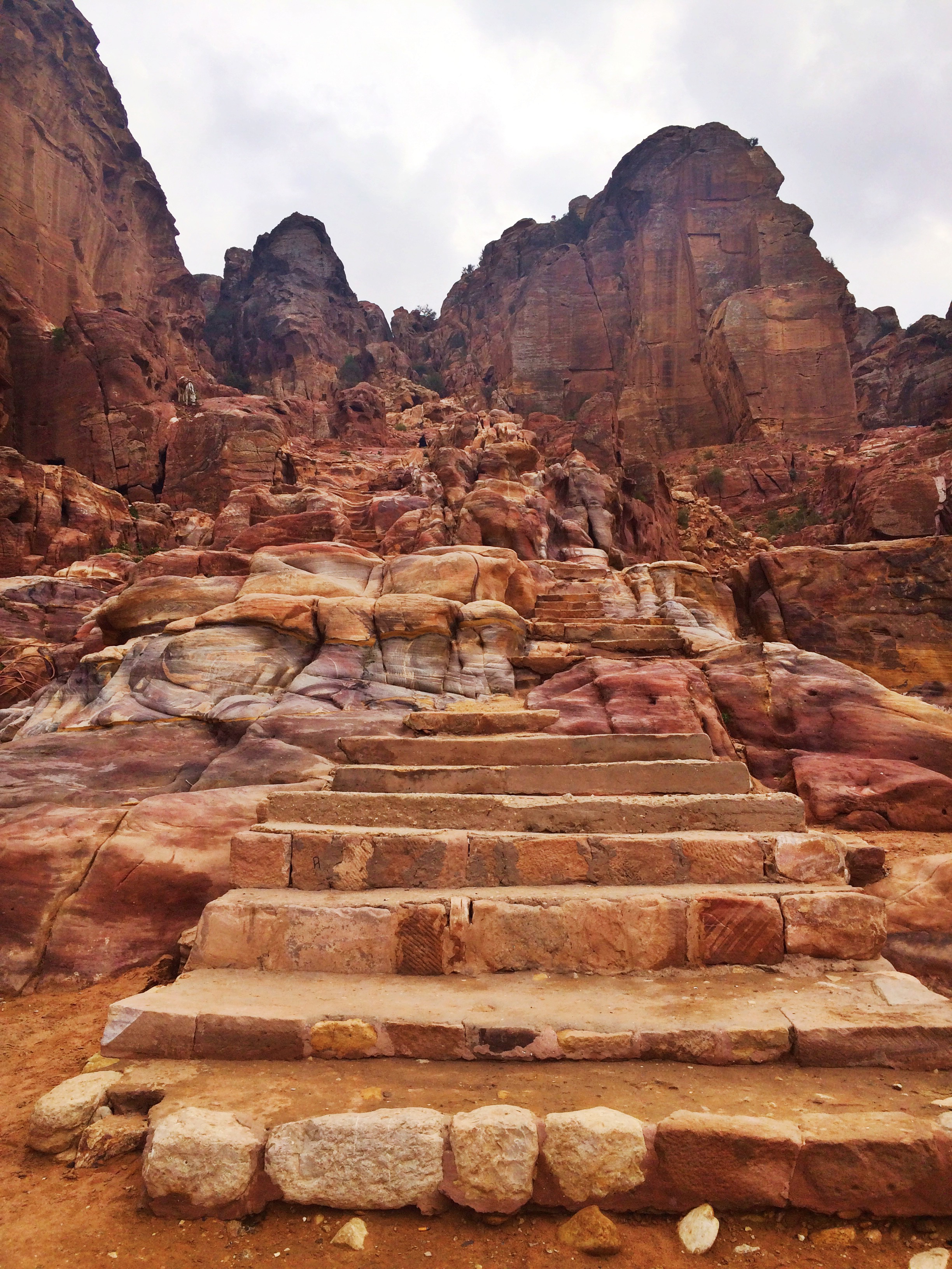 Jordan: Petra Part 1 | Breezing Through