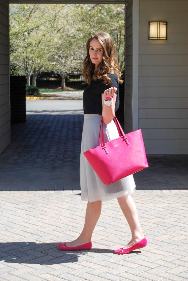 How To Wear Tulle Like A Boss | Breezing Through 5