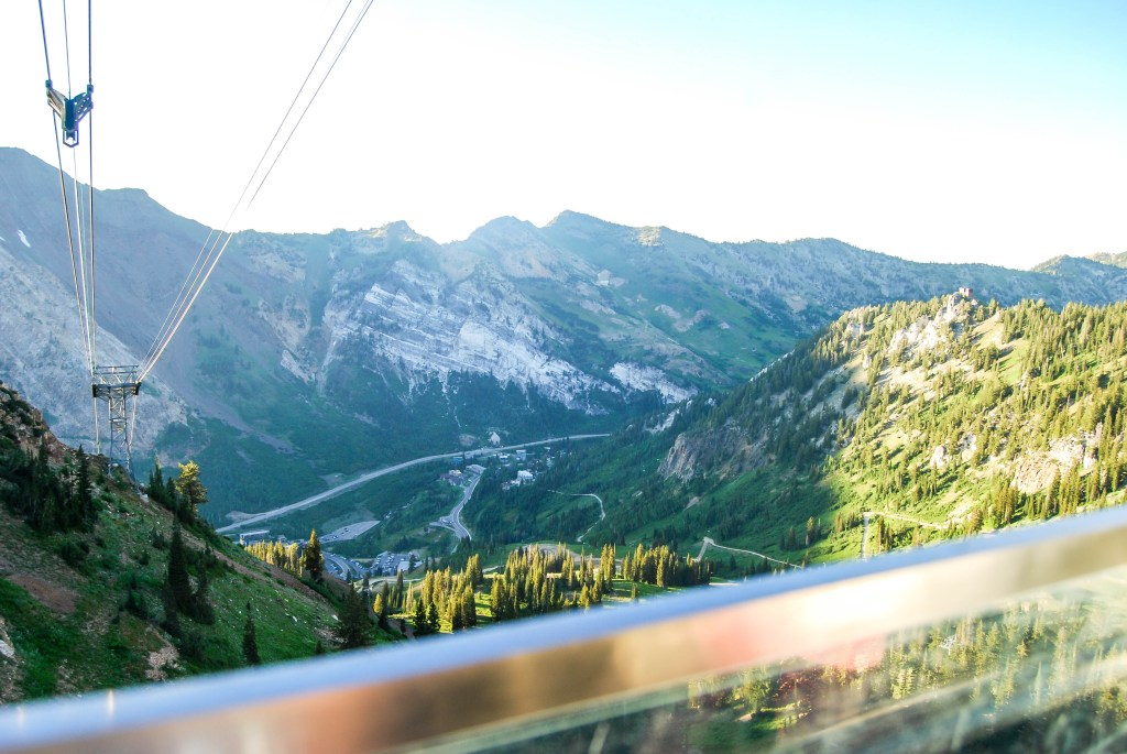 The Cliff Lodge at Snowbird | Breezing Through-21