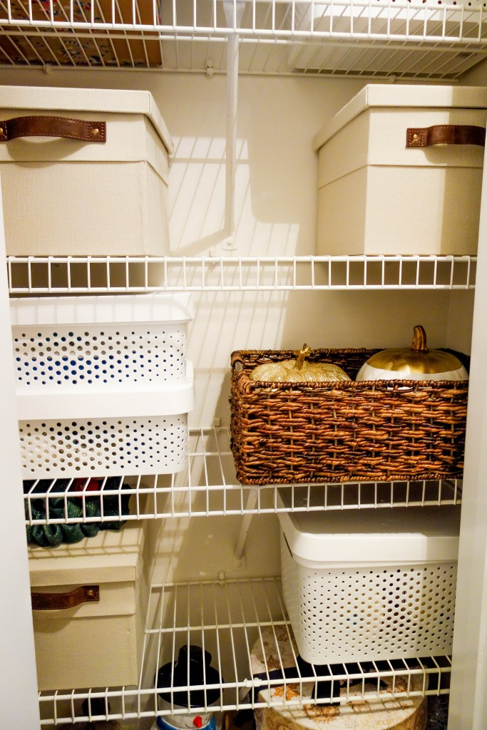 DIY Friday- How To Organize Your Closets | Breezing Through-3