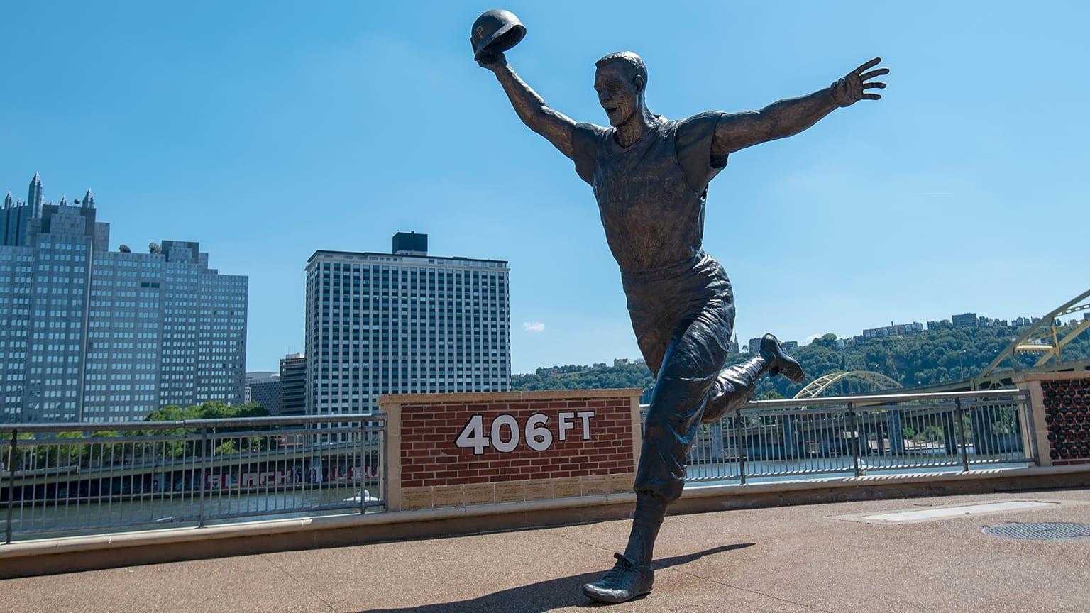 Bill Maseroski Statue, PNC Park