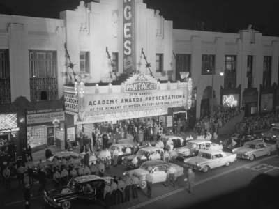 Academy Awards Presentations Photo