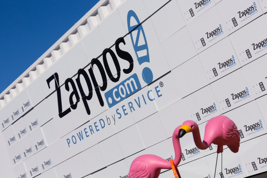 zappos road show