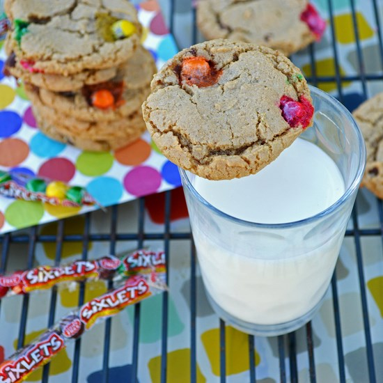 Sixlets Cookies