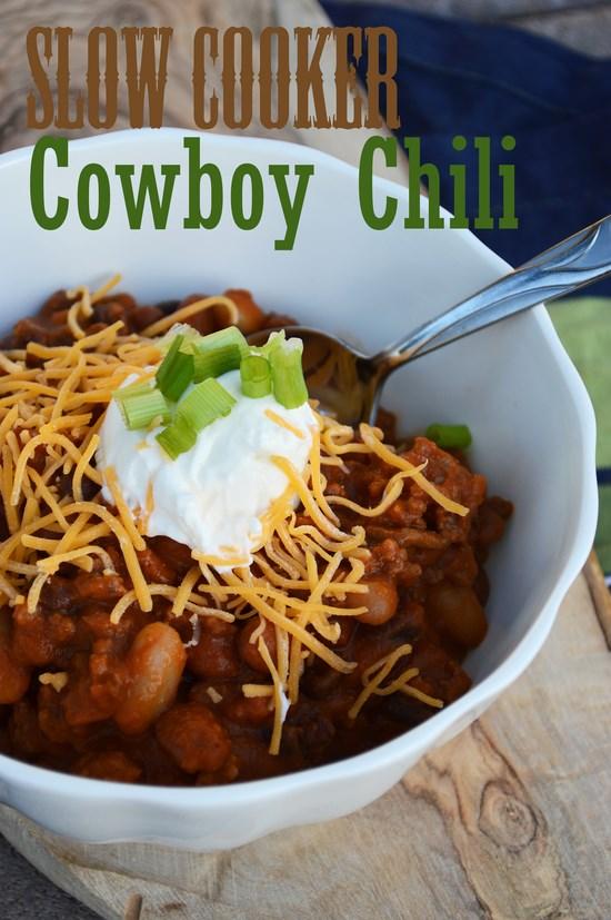 gluten free cowboy chili