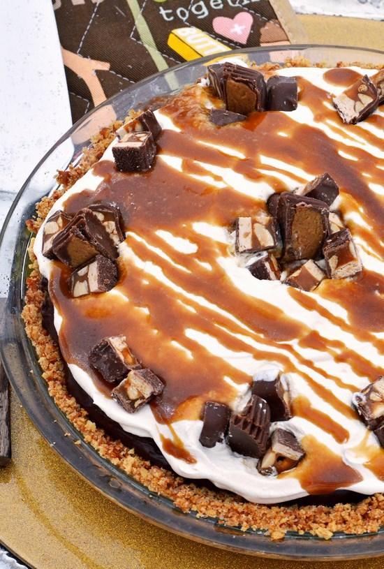 Gluten Free Chocolate Pudding Pie