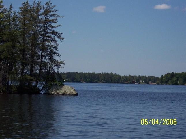 Breezy Bay Cottage on Lake Nokomis  Tomahawk Wisconsin