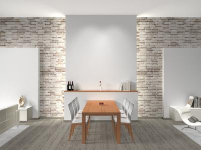 Wandgestaltung  BREGAS  Raumgestaltung mit Pfiff